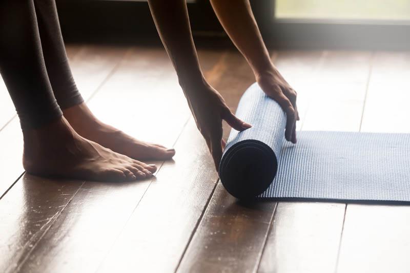 power yoga mindfulness - hot yoga