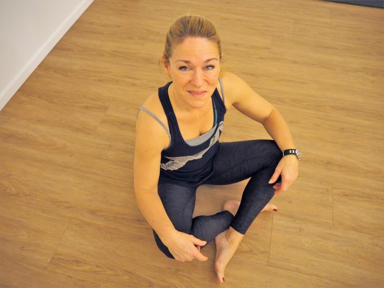 Tanja Klijn yoga pilates docent