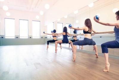 Pilates ballet fitness